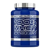 Scitec Nutrition 100% Whey Protein Proteína Chocolate Blanco - 920 g