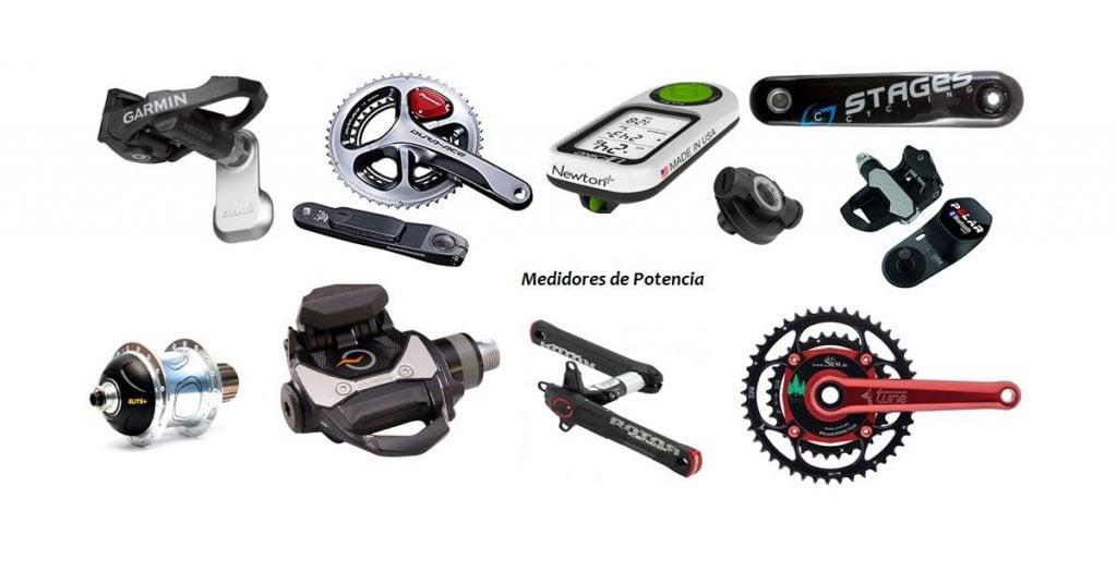 mejores potenciometros ciclismo