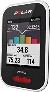polar v 650 gps compatible con potenciometros